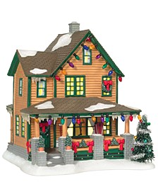 A Christmas Story Village Ralphie's House Collectible Figurine