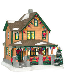 Department 56 A Christmas Story Village Ralphie's House Collectible Figurine