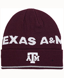 adidas Texas A&M Aggies Coach Cuffed Knit Hat