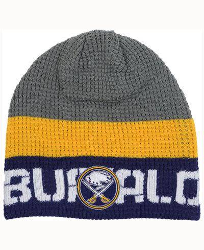 Reebok Buffalo Sabres Player Knit Hat