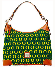 Dooney & Bourke Oregon Ducks NCAA Hobo Bag
