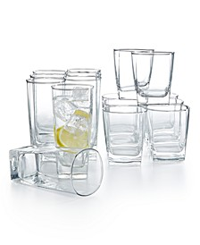 Sterling 16-Pc. Glassware Set