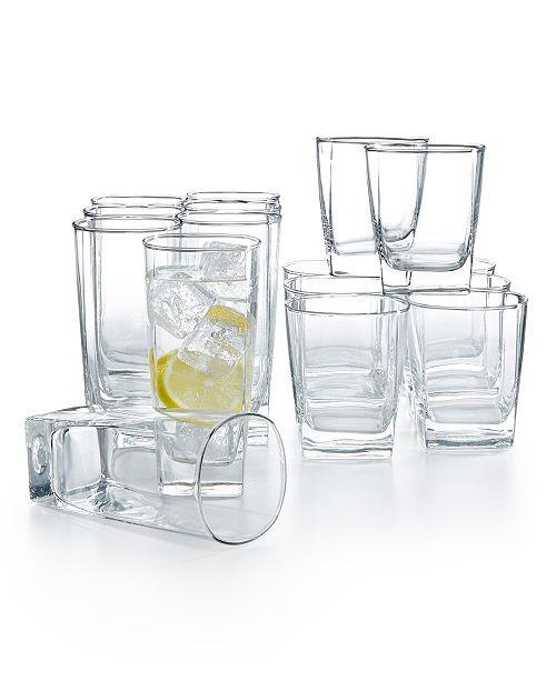 Luminarc Sterling 16-Pc. Glassware Set
