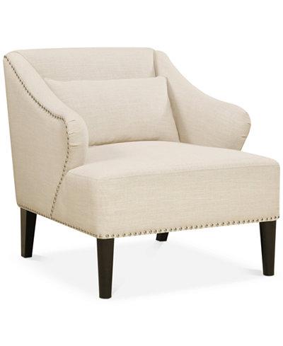 Calbert Accent Chair, Quick Ship
