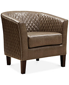 Teena Accent Chair, Quick Ship