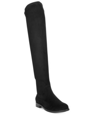 0263fbed8042 Kenneth Cole Reaction Women s Wind-y Over-The-Knee Boots   Reviews - Boots  - Shoes - Macy s