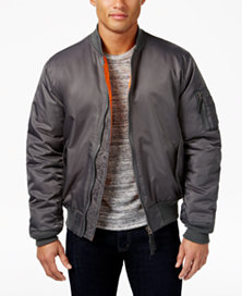 Ring of Fire Men's Bomber Jacket