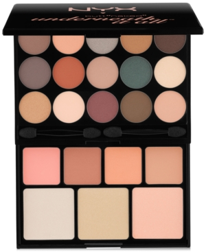 Nyx Professional Makeup Butt Naked Underneath It All Palette