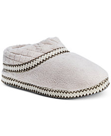 Muk Luks® Rita Micro Chenille Full Foot Slippers