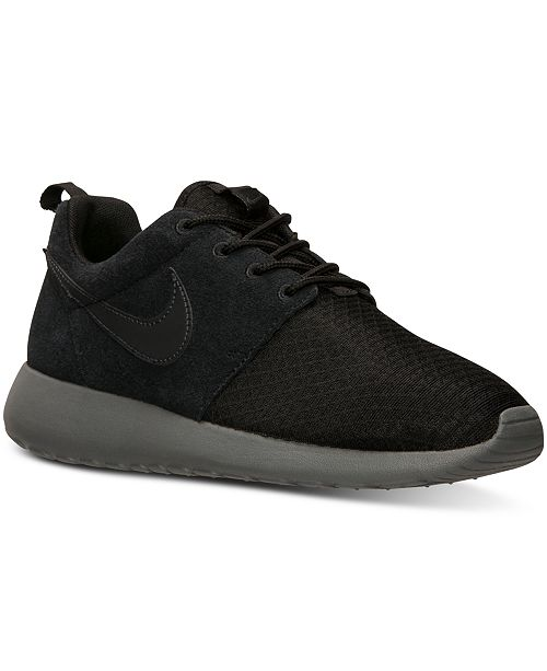 7aae016e3580 Nike. Women s Roshe Run Winter Casual Sneakers from Finish Line. 7 reviews.  main image  main image ...