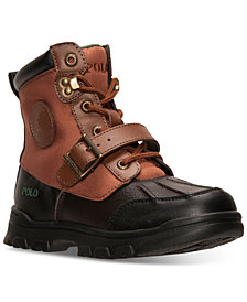 Polo Ralph Lauren Little Boys' Colbey Boots from Finish Line