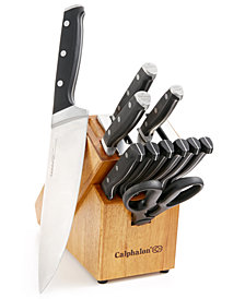 Calphalon SharpIN 12-Pc. Classic Self-Sharpening Cutlery Set