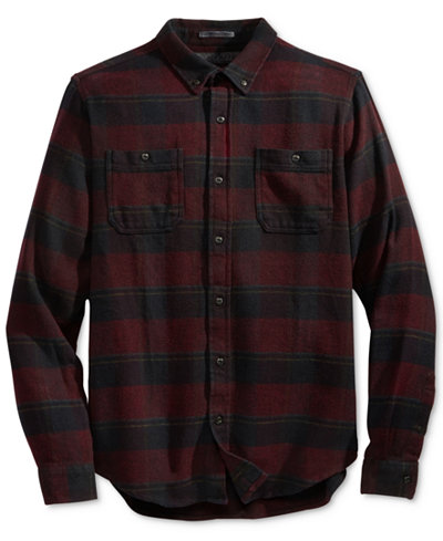 Ezekiel Men's Plaid Shirt