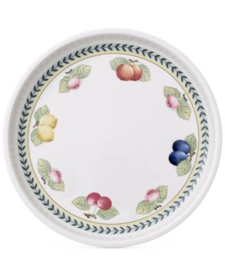 French Garden Round Baking Lid & Serving Plate