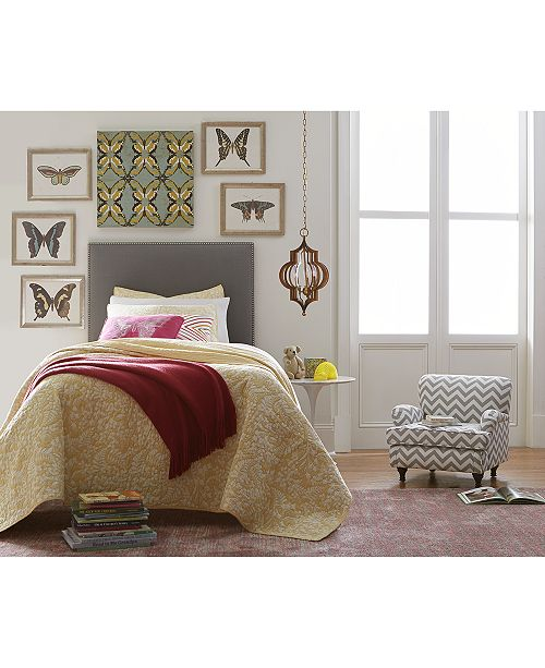 Furniture Chante Button Border Beds Collection