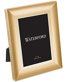 "Waterford Lismore Diamond 8"" x 10"" Frame"