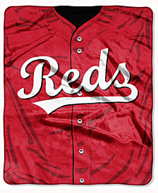 Northwest Company Cincinnati Reds 50x60in Plush Throw Jersey