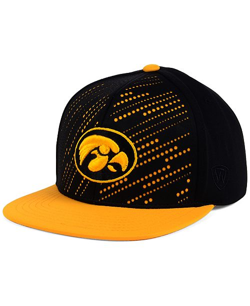 Top of the World Iowa Hawkeyes Sun Breaker Snapback Cap