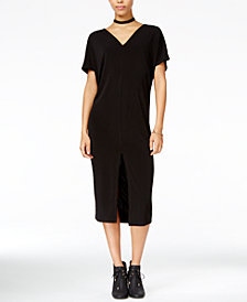 RACHEL Rachel Roy V-Neck Caftan Dress, Created for Macy's