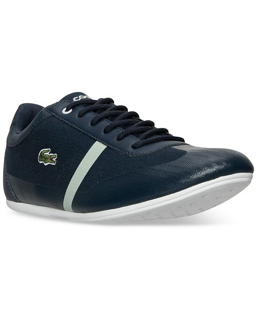 116e6a15fb Lacoste Big Boys' Misano 316 Casual Sneakers from Finish Line ...