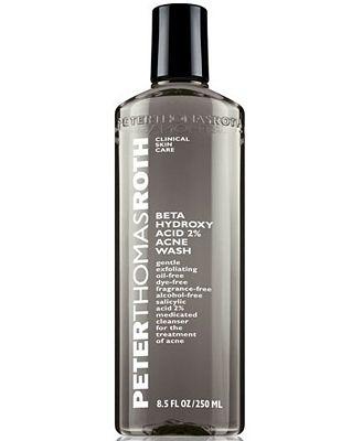 Peter Thomas Roth BHA 2% Acne Wash, 8 oz.
