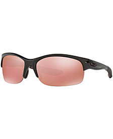 Oakley Polarized Commit Squared Sunglasses, OO9086