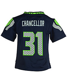 Nike Babies' Kam Chancellor Seattle Seahawks Game Jersey