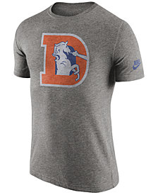 Nike Men's Denver Broncos Historic Logo T-Shirt
