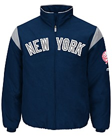 Majestic Men's New York Yankees On-Field Thermal Jacket