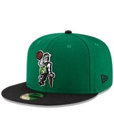 New Era Boston Celtics 2 Tone Team 59FIFTY Cap