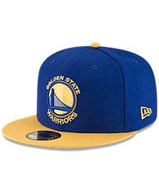 New Era Golden State Warriors 2 Tone Team 59FIFTY Cap