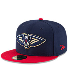 New Era New Orleans Pelicans 2 Tone Team 59FIFTY Cap