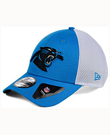 New Era Carolina Panthers Neo Builder 39THIRTY Cap