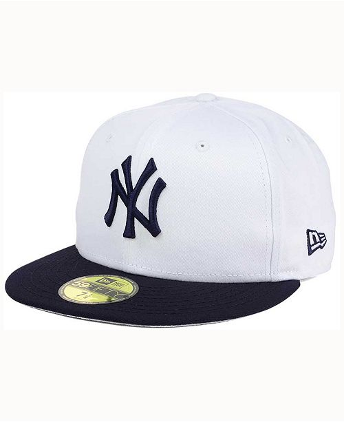 a3a8901c8af New Era New York Yankees Twist Up 59FIFTY Cap - Sports Fan Shop By ...