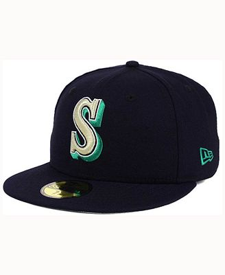 New Era Seattle Mariners Twist Up 59FIFTY Cap