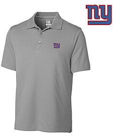 Cutter & Buck Men's New York Giants DryTec Glendale Polo Shirt