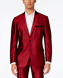 I.N.C. Men's Shiny Blazer, Created for Macy's