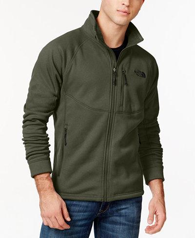 The North Face Timber Full-Zip Fleece Jacket - Coats & Jackets ...