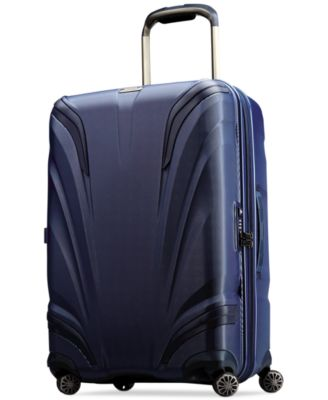 "Image of Samsonite Silhouette XV 26"" Hardside Expandable Spinner Suitcase"
