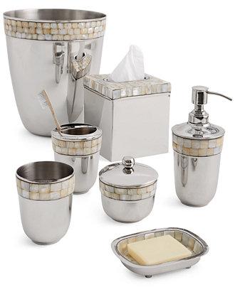 Bath Accessories For The Luxury Bath Hotel Spa Or