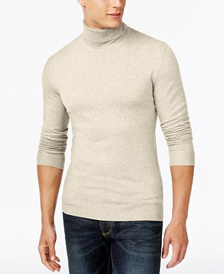Alfani Men's Turtleneck, Only at Macy's