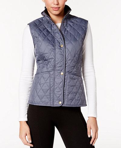 Barbour Summer Liddesdale Gilet Quilted Vest Coats