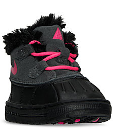 Nike Toddler Girls' Woodside Chukka 2 Boots from Finish Line