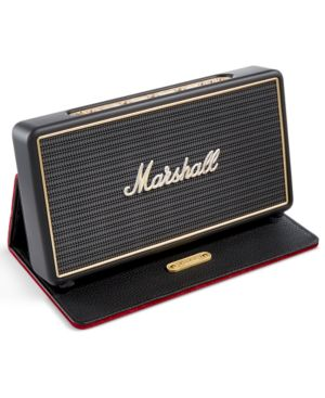 MARSHALL Stockwell Travel Speaker With Case in Black