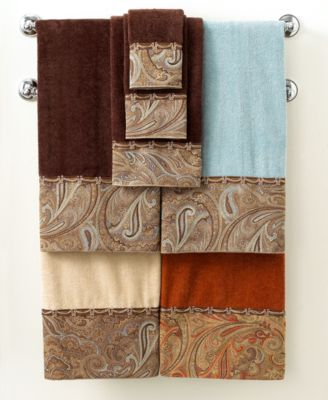 "Avanti Bath Towels, Bradford 27"" x 50"" Bath Towel"