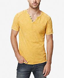 Buffalo David Bitton Men's Karwayne Henley T-Shirt