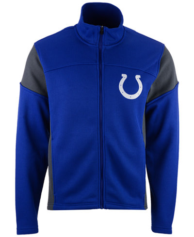 G3 Sports Men's Indianapolis Colts Draw Play Jacket