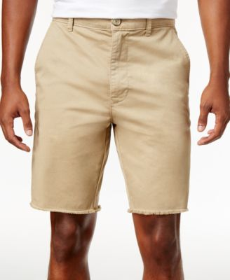 Image of American Rag Men's Stretch Chino Shorts, Only at Macy's