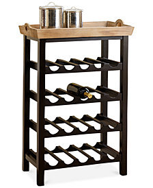 Markea Wine Rack, Quick Ship