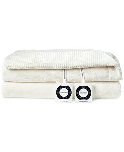 Berkshire Intellisense Twin Heated Blanket